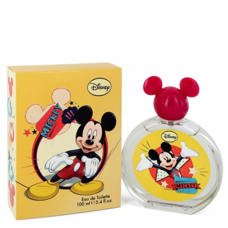 Disney MICKEY Mouse Eau De Toilette Spray (Packaging may vary)
