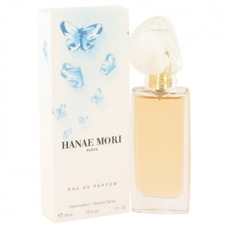 Hanae Mori Butterfly 20th Anniversary Eau De Parfum Spray