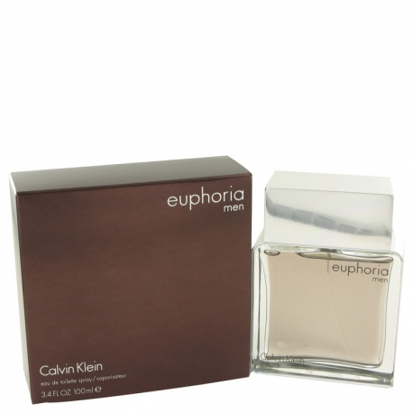 Calvin Klein Euphoria Men Eau De Toilette Spray