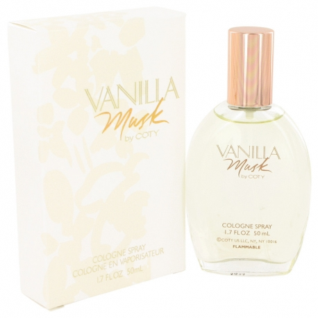 Coty Vanilla Musk Cologne Spray
