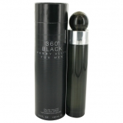 Perry Ellis 360° Black For Men Eau De Toilette Spray
