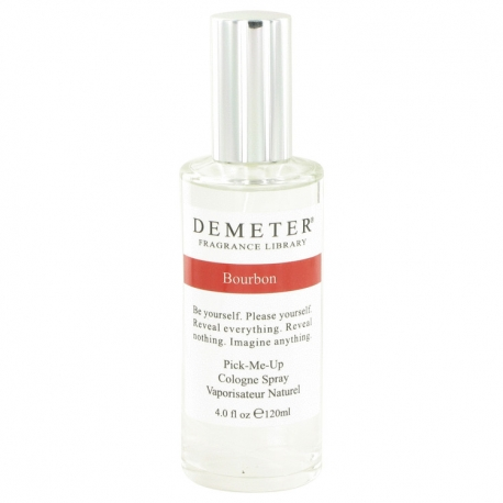 Demeter Fragrance Bourbon Cologne Spray