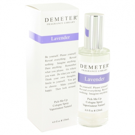 Demeter Fragrance Vintage Naturals 2009 Lavender Cologne Spray