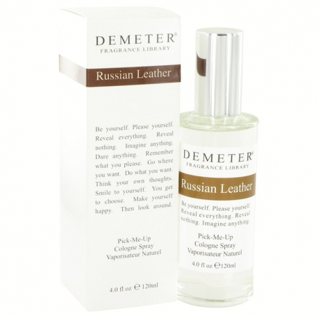 Demeter Fragrance Russian Leather Cologne Spray
