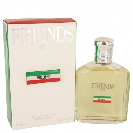 Moschino Friends Men Eau De Toilette Spray