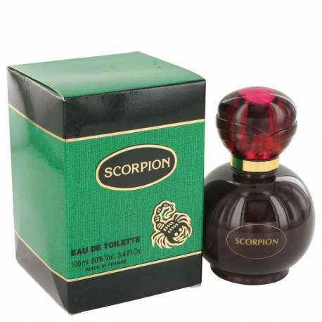 Parfums JM Scorpion Eau De Toilette Spray