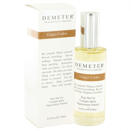 Demeter Fragrance Ginger Cookie Cologne Spray