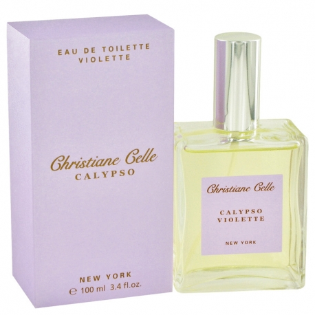 Calypso Christiane Celle Calypso Violette Eau De Toilette Spray