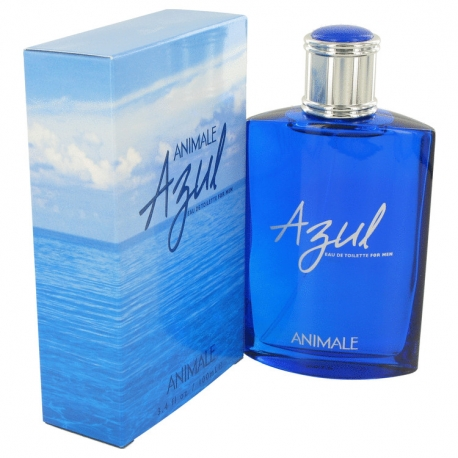 Animale Azul Eau De Toilette Spray