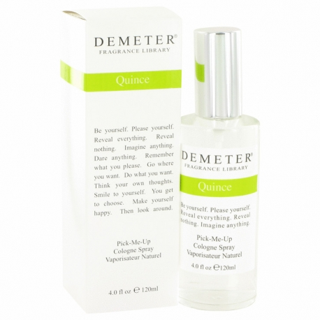 Demeter Fragrance Quince Cologne Spray