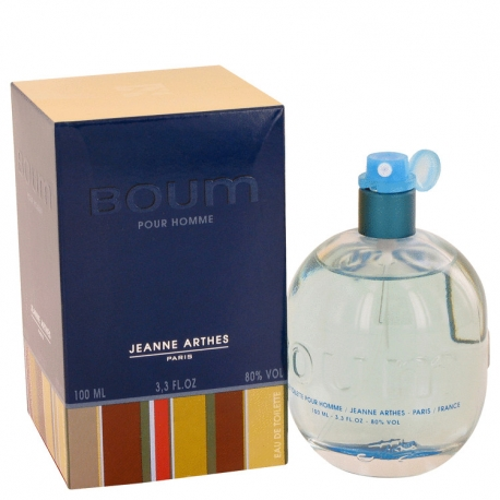 Jeanne Arthes Boum Eau De Toilette Spray
