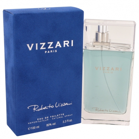 Roberto Vizzari Vizzari For Men Eau De Toilette Spray