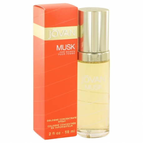 Jovan Musk Cologne Concentrate Spray