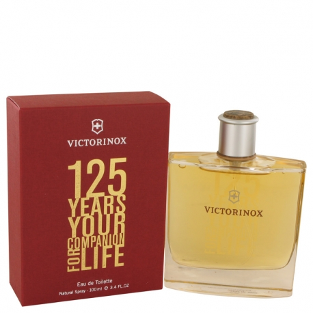 Victorinox Swiss Army Victorinox 125 Years Eau De Toilette Spray (Limited Edition)