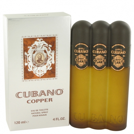 Cubano Copper Eau De Toilette Spray