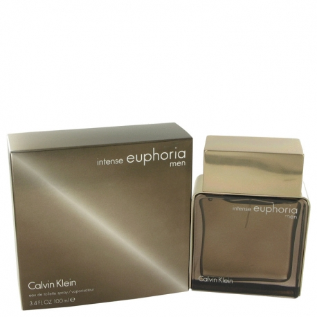 Calvin Klein Euphoria Men Intense Eau De Toilette Spray