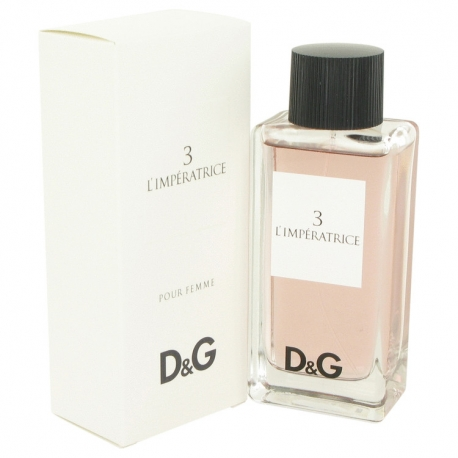 Dolce & Gabbana D&g Anthology L`imperatrice 3 Eau De Toilette Spray