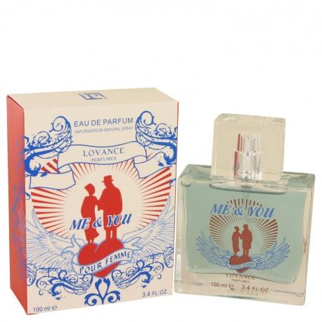 Lovance Me & You Eau De Parfum Spray