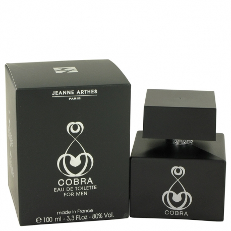 Jeanne Arthes Cobra Eau De Toilette Spray