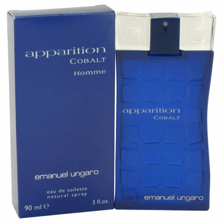 Emanuel Ungaro Apparition Cobalt Eau De Toilette Spray