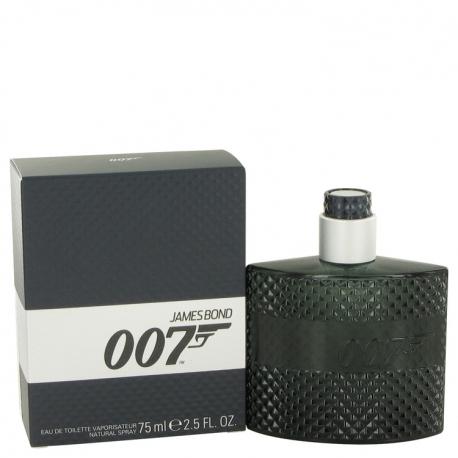 James Bond 7 Eau De Toilette Spray
