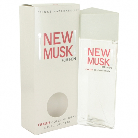 Prince Matchabelli New Musk For Men Cologne Spray