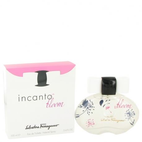 Salvatore Ferragamo Incanto Bloom Eau De Toilette Spray