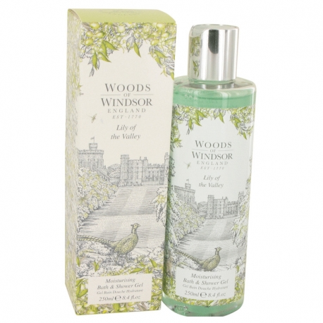 Woods Of Windsor Lily Of The Valley Shower Gel
