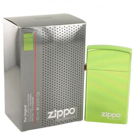 Zippo Fragrances Zippo Green Eau De Toilette Refillable Spray