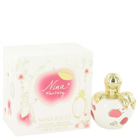 Nina Ricci Nina Fantasy Eau De Toilette Spray (Limited Edition)