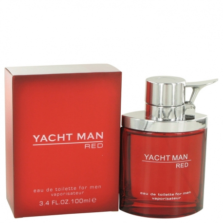 Myrurgia Yacht Man Red Eau De Toilette Spray