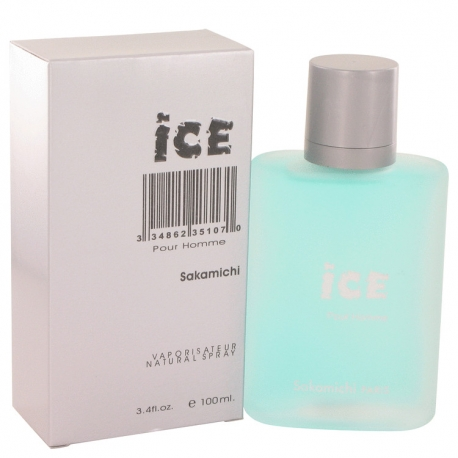Sakamichi Ice Eau De Toilette Spray
