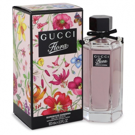 Gucci Flora Gorgeous Gardenia Eau De Toilette Spray