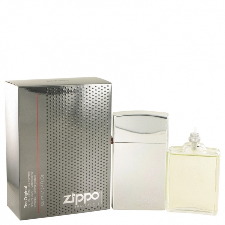 Zippo Fragrances Zippo Original Eau De Toilette Spray Refillable