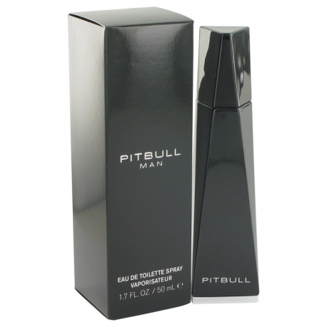 Pitbull Man Eau De Toilette Spray