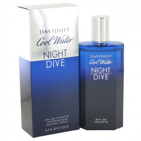 Davidoff Cool Water Night Dive Eau De Toilette Spray