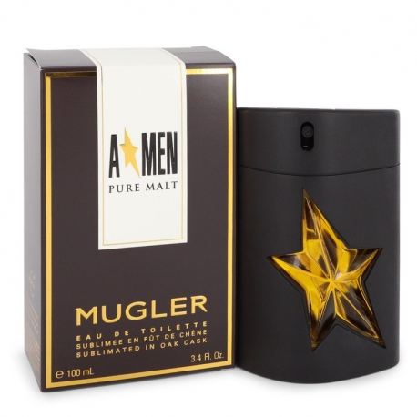 Thierry Mugler Angel Pure Malt Eau De Toilette Spray (Limited Edition)