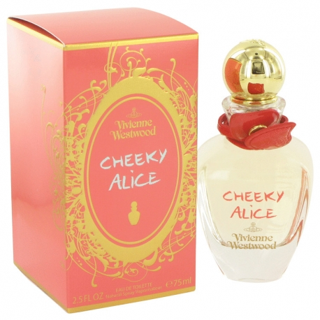 Vivienne Westwood Cheeky Alice Eau De Toilette Spray