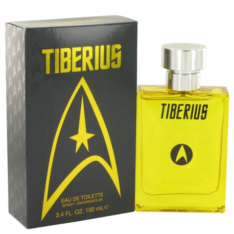 Star Trek Star Trek Tiberius Eau De Toilette Spray