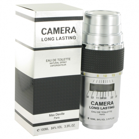 Max Deville Camera Eau De Toilette Spray