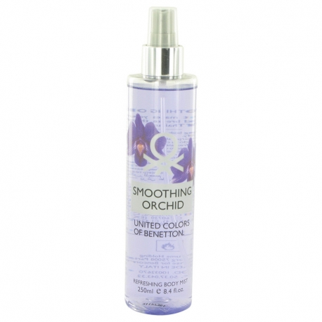 Benetton Smoothing Orchid Refreshing Body Mist