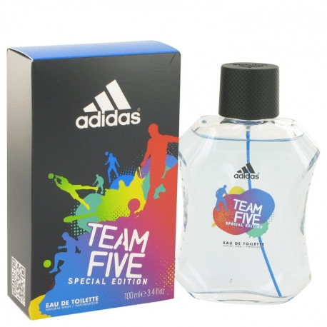 Adidas Team Five Eau De Toilette Spray