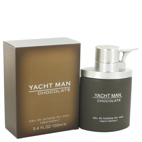 Myrurgia Yacht Man Chocolate Eau De Toilette Spray