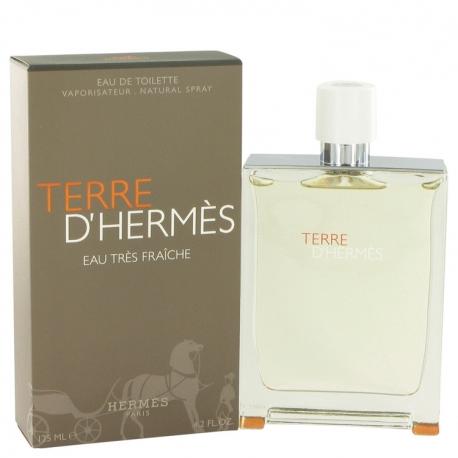 Hermès Terre D'hermès Eau Tres Fraiche Eau De Toilette Spray