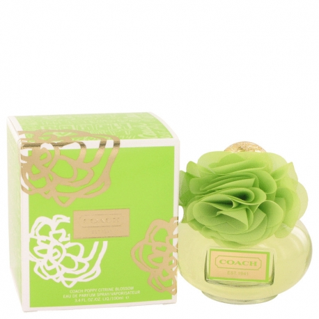 Coach Poppy Citrine Blossom Eau De Parfum Spray