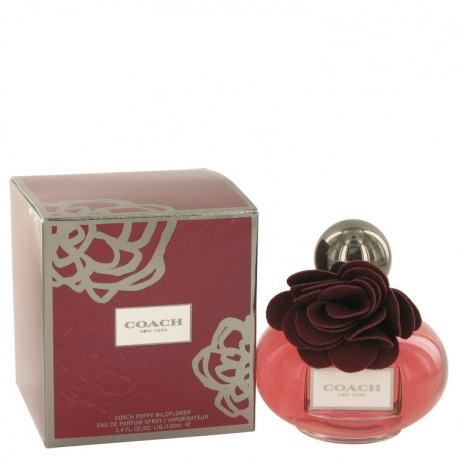 Coach Poppy Wild Flower Eau De Parfum Spray