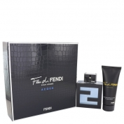 Fendi Fan Di Fendi Pour Homme Acqua Gift Set 100 ml Eau De Toilette Spray + 100 ml All Over Shampoo