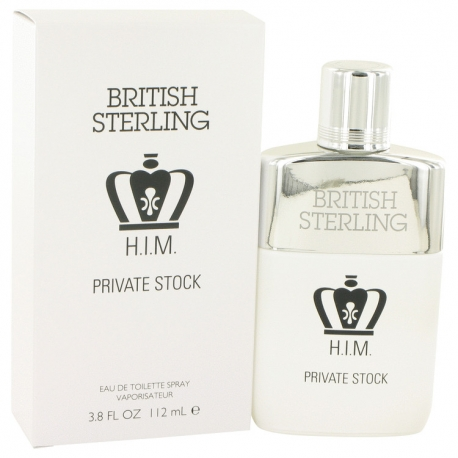 Dana British Sterling Him Private Stock Eau De Toilette Spray
