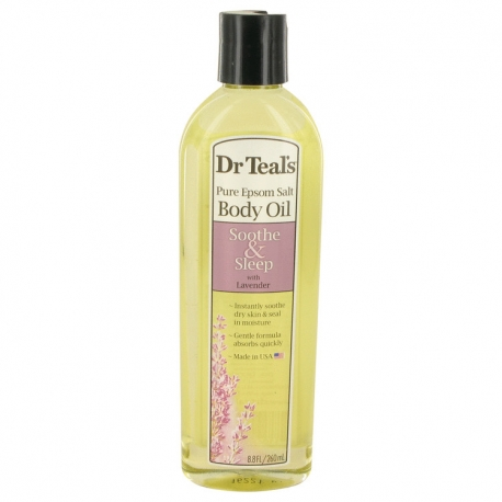 Dr Teal's Dr Teal's Bath Oil Sooth & Sleep with Lavender Pure Epsom Salt Body Oil Sooth & Sleep with Lavender