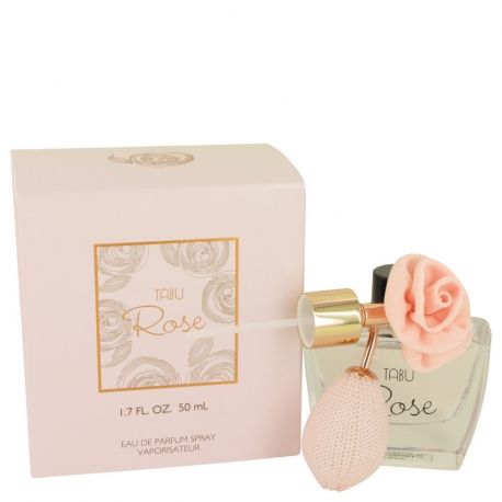 Dana Tabu Rose Eau De Parfum Spray